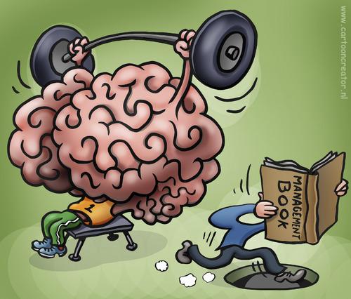 Brains_versus_management_books_608265